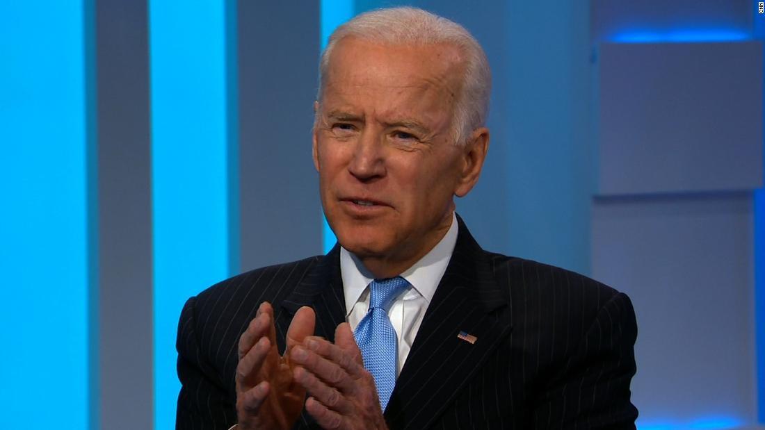 Why Joe Biden shouldn't run for president