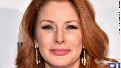 """Ok, so it's ON!!!"" actress Diane Neal says."