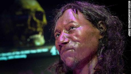 Early Britons had dark skin, 'Cheddar Man' research indicates