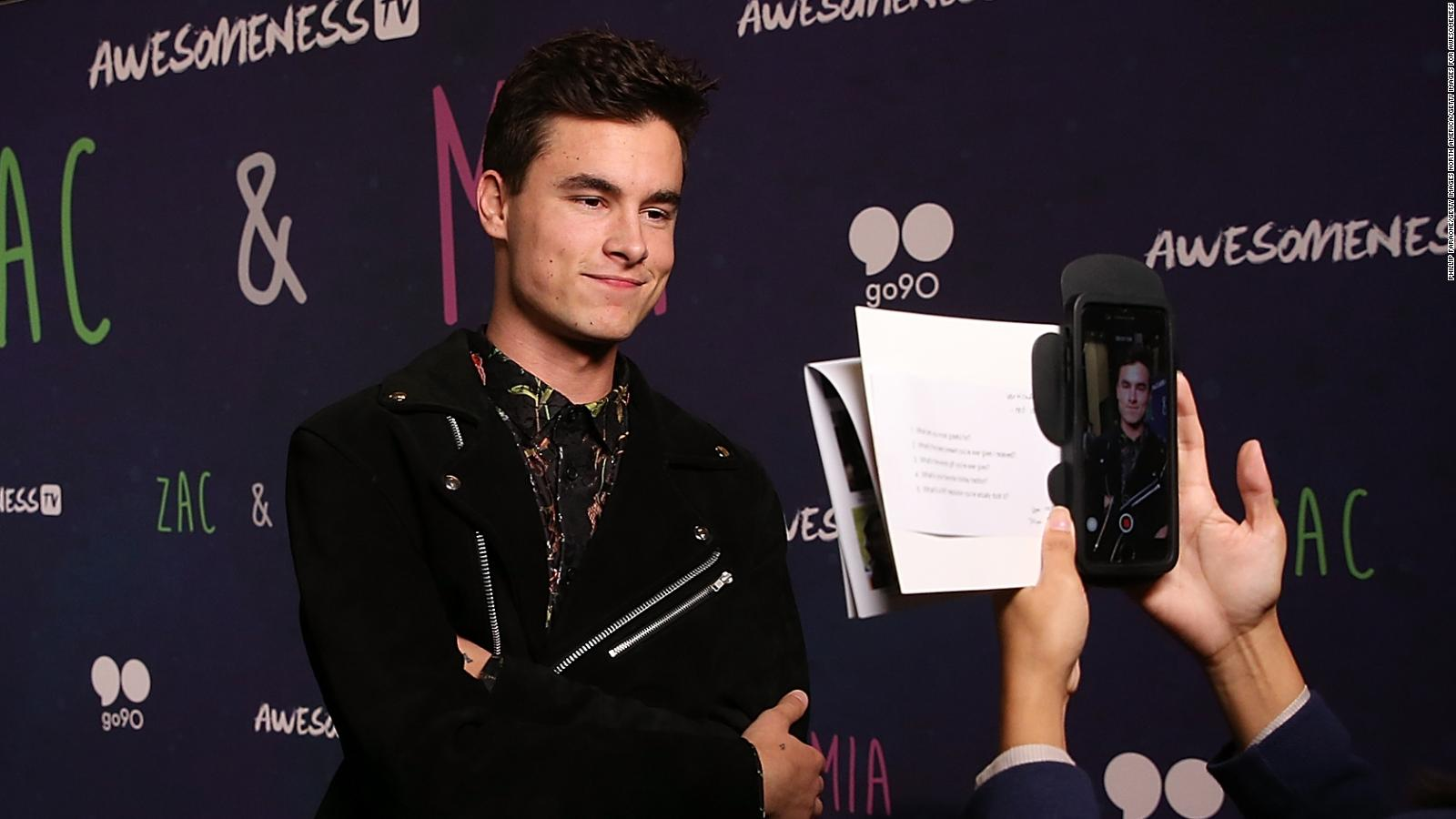 YouTube Star Kian Lawley Loses Movie Gig After Racist Comments