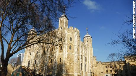 Inside the Tower of London