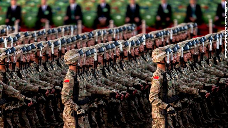 Here's how other countries do military parades