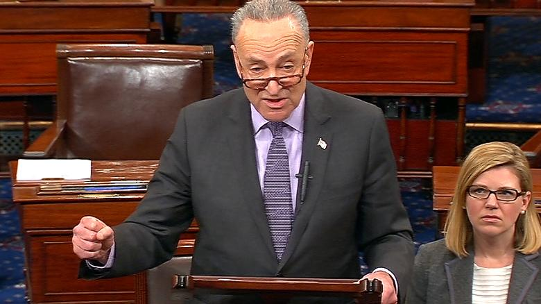 Schumer: Deal is sprout of bipartisanship