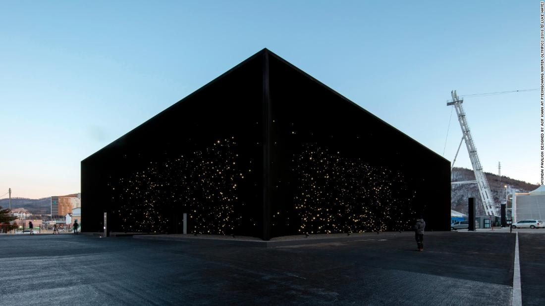Vantablack Darkest Material On Earth Creates A Schism In Space For Winter Olympics