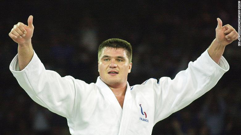 Legends of judo: David Douillet