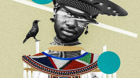 """The term Afrofuturism was first coined in 1993 Mark Dery in an essay """"Black to the Future."""""""