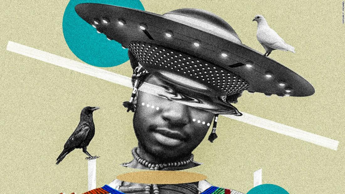 "The term Afrofuturism was first coined in 1993 Mark Dery in an essay ""Black to the Future."""