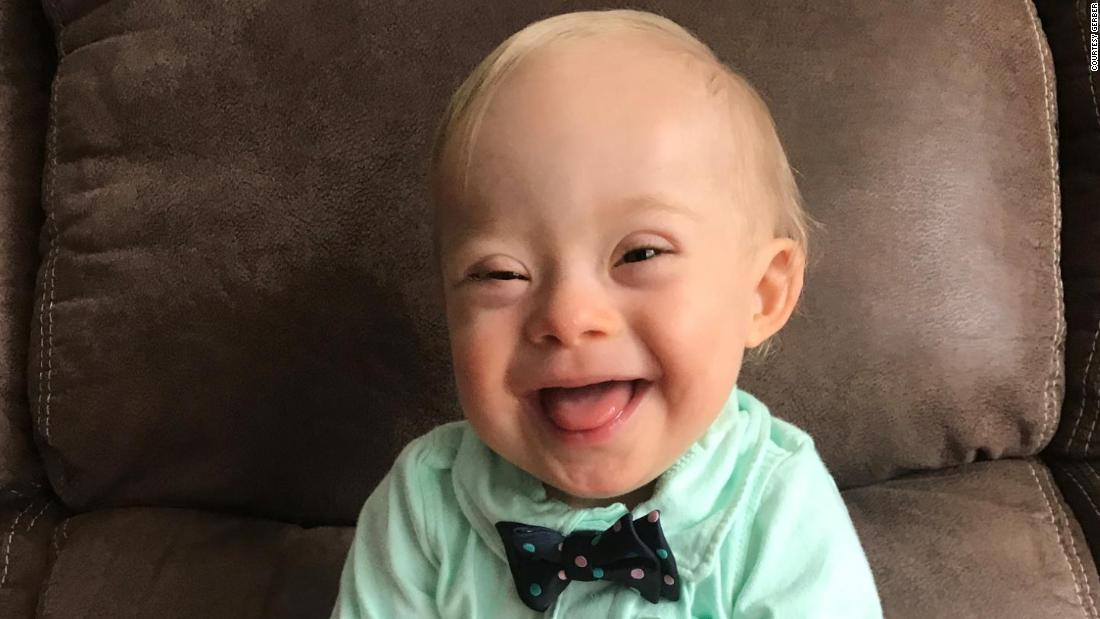 For the first time in its history, the Gerber spokesbaby is a child with Down syndrome – Trending Stuff