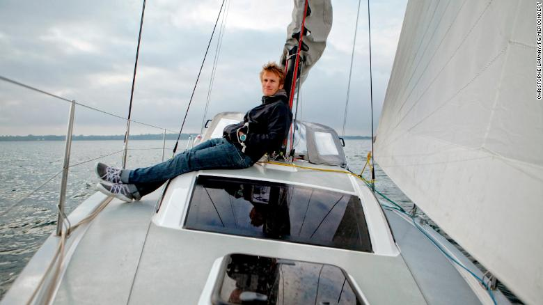 In Late 2017 François Gabart Broke The Solo Around World Sailing Record
