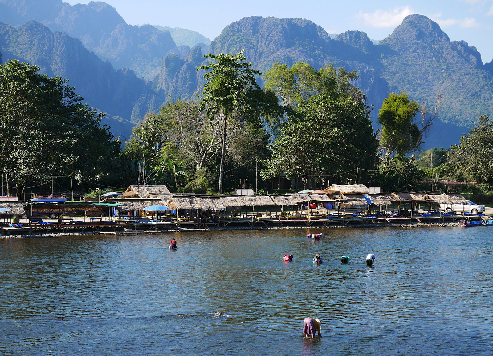 vang vieng laos from party capital to adventure paradise cnn travel