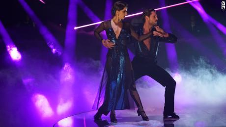 "Victoria Arlen danced without being able to feel her legs on ""Dancing With The Stars"" in 2017."