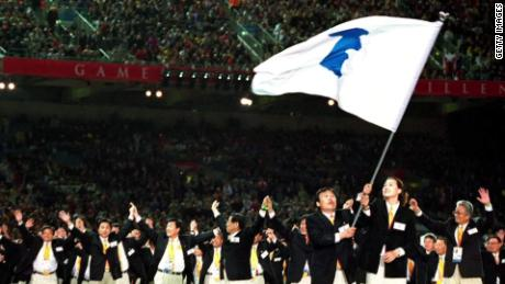 Koreas set to show sporting unity at Olympics