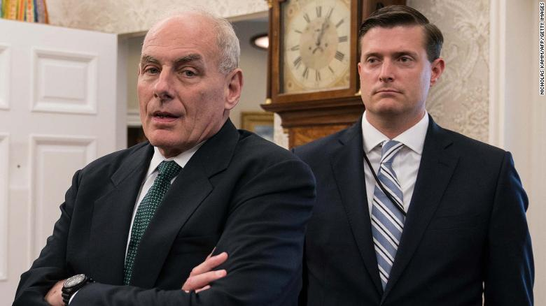 John Kelly's series of controversial comments