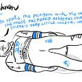 shiva keshavan drawing