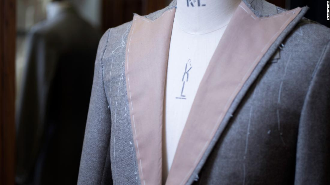 Savile Row tailor Huntsman is one of the high-end retailers that have teamed up with Tengri. <br />