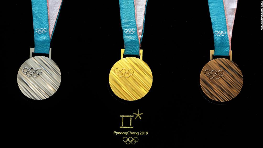 2018 Olympics Medal Count Cnn