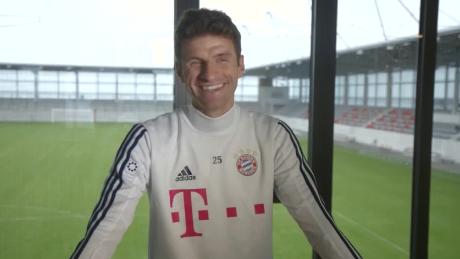 COPA90: Thomas Müller's path to Bayern legend
