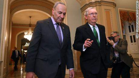 Bipartisan Senate group nears a limited immigration deal