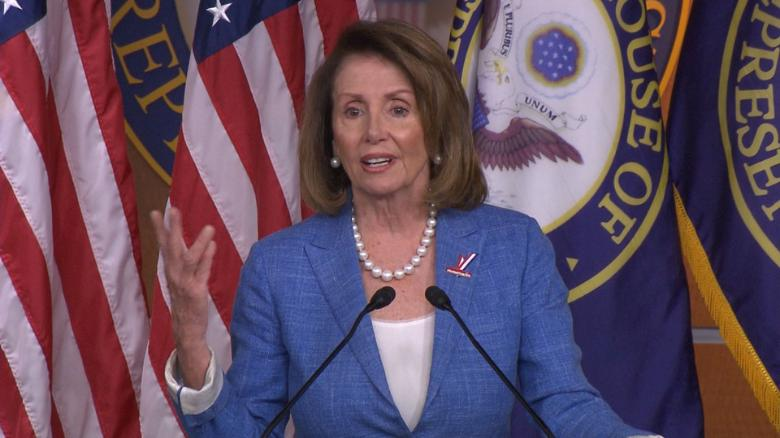 A decade of GOP criticism against Nancy Pelosi
