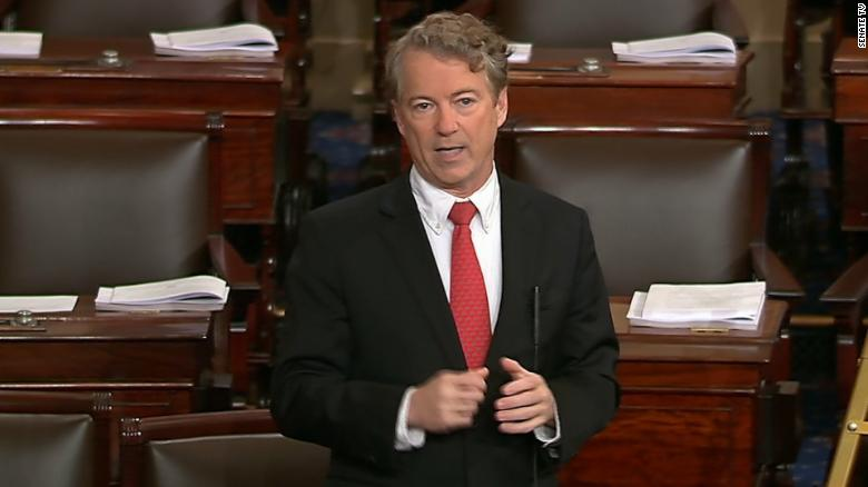 Rand Paul: GOP deficit spending 'hypocritical'
