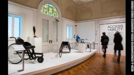 Modular Exhibition Stands Election : Access ability exhibit for and by those with disabilities cnn