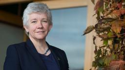First woman 'Black Rod' in UK Parliament
