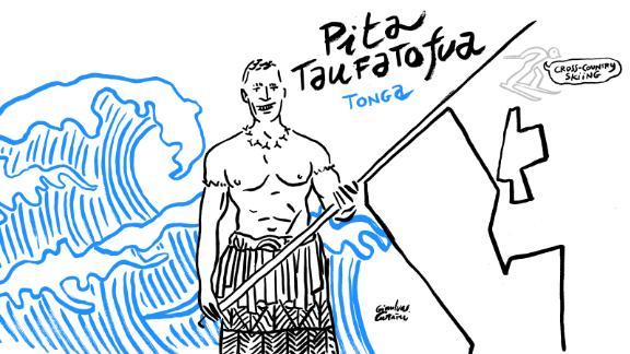 Pita Taufatofua