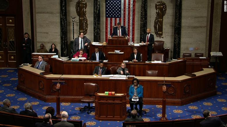 House votes to pass spending bill