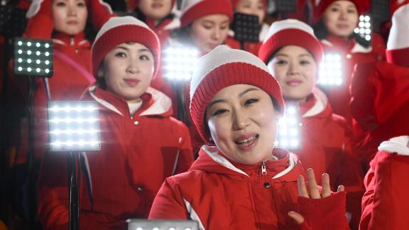 Whether a symbol of diplomacy or propaganda, North Korea