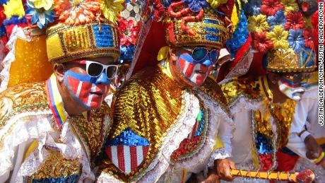 In the coastal Colombian city of Barranquilla, one of the world's largest spectacles of dance and cultural pageantry is also in full swing. El Carnaval de Barranquilla is a spectacular display of Colombian customs and colors, with a Caribbean twist.