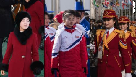Who's who in North Korea's Olympic delegation