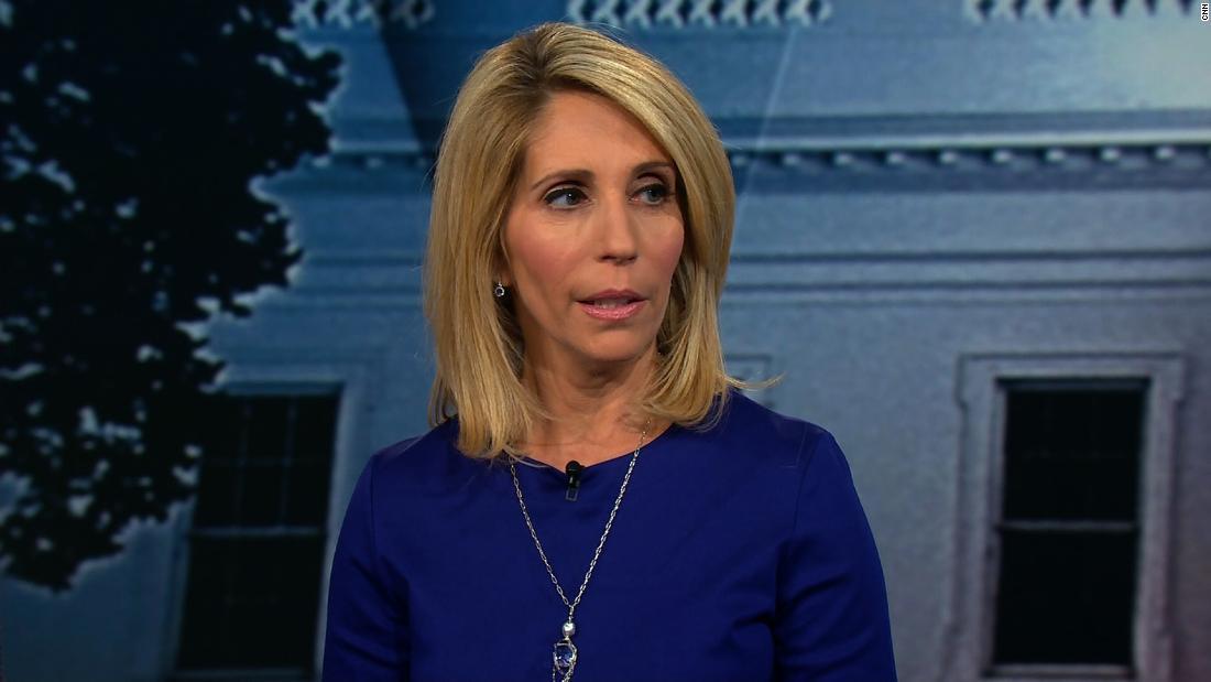 Dana Bash calls Trump's response 'outrageous' - CNN Video
