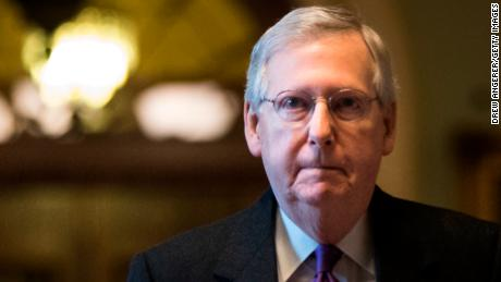 Mitch McConnell makes Senate history as longest-serving Republican leader