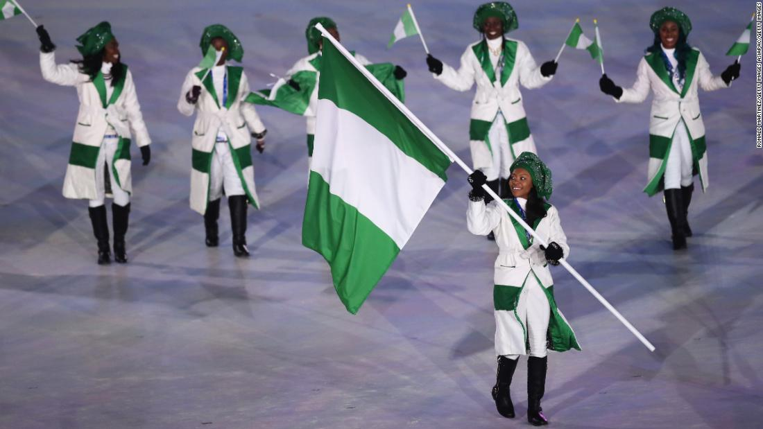 Seun Adigun and Akuoma Omeoga will be Nigeria's (and Africa's) first ever bobsled team.