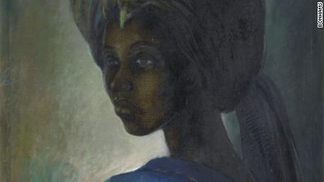 """Tutu"" by Ben Enwonwu is considered a national masterpiece in Nigeria."