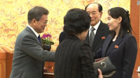 Kim Jong Un invites President Moon to N. Korea
