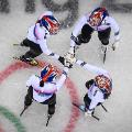 29 winter olympics 0210 speed skating relay