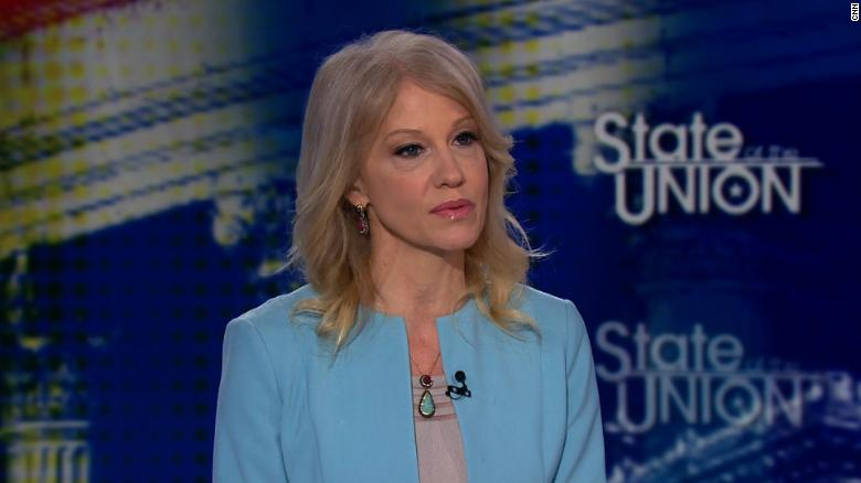 Conway: Trump has 'full faith' in John Kelly