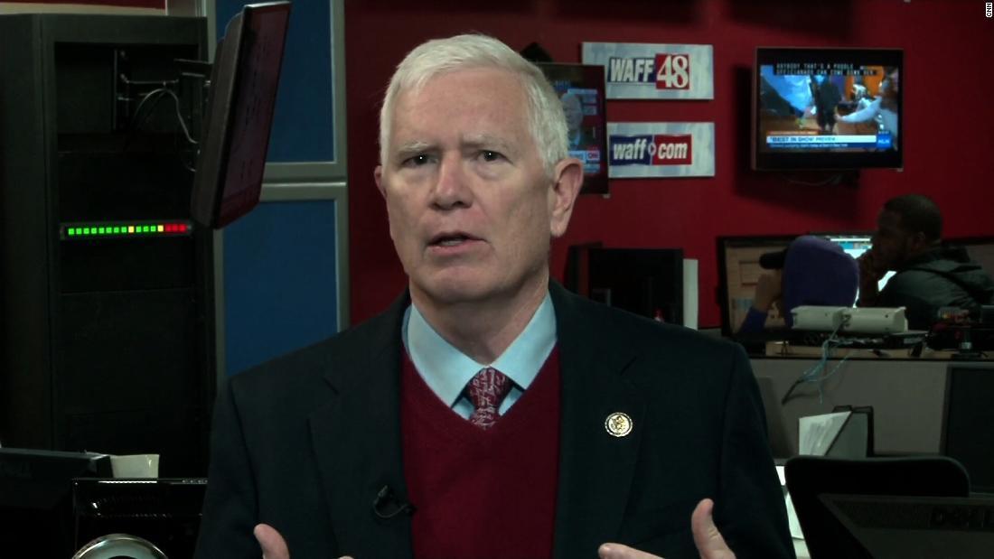 Rep  Brooks: Budget is a debt junkie's dream