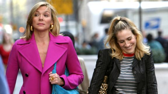 "Kim Cattrall and Sarah Jessica Parker were apparently better friends on ""Sex and the City"" than in real life. There had long been speculation that the pair were on bad terms and in February Cattrall slammed Parker on social media for reaching out after the death of Cattrall"