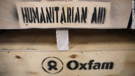 Oxfam deputy chief resigns over sex scandal
