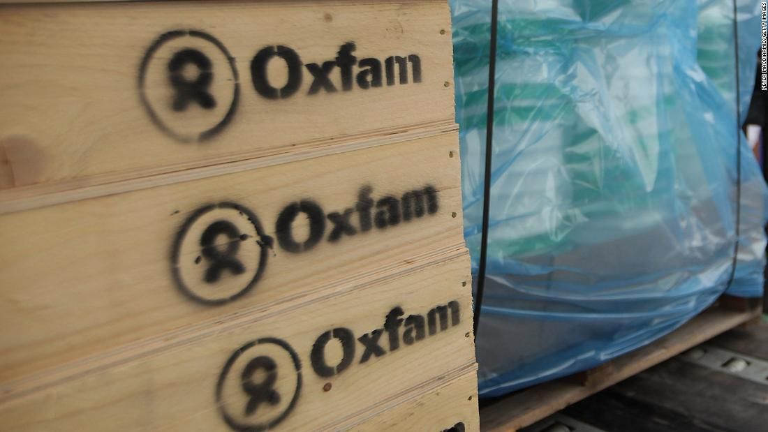 Oxfam staff 'physically threatened' witness in prostitution investigation, report says
