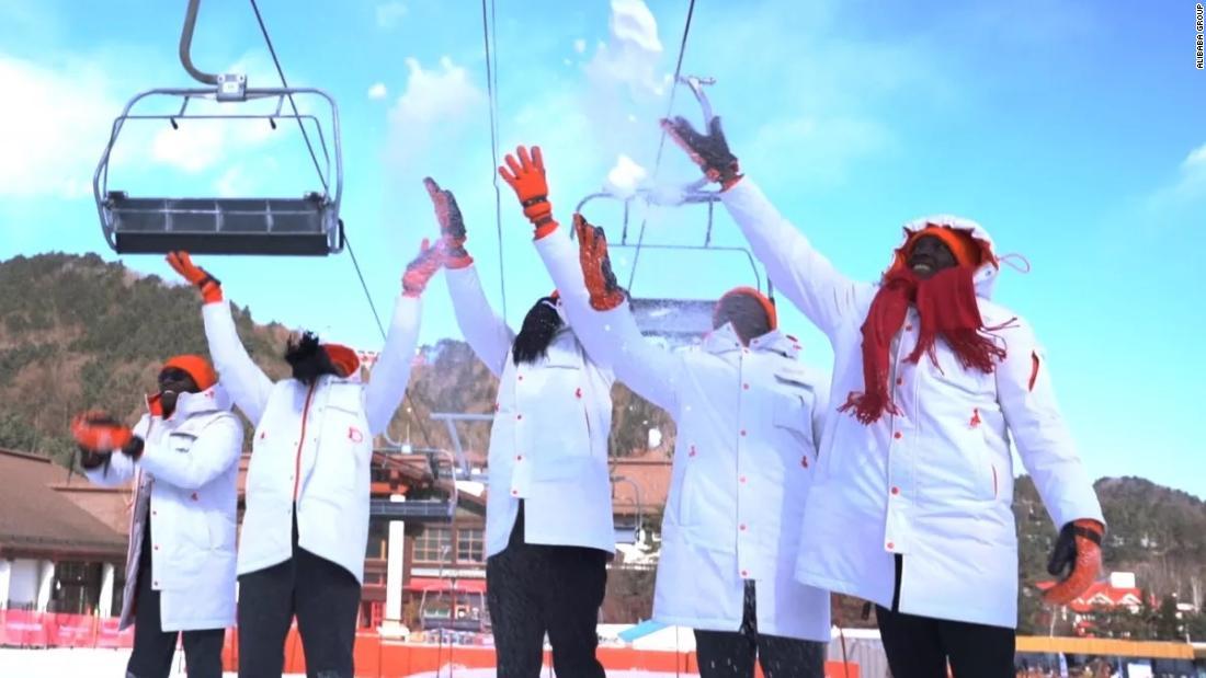 Winter Olympics: Kenya's only ice hockey team aims for Beijing 2022