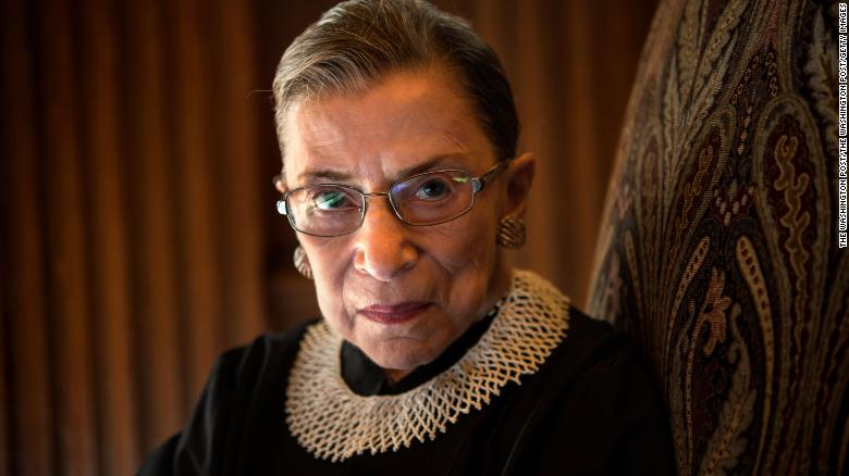Democrats introduce legislation to create a Ruth Bader Ginsburg monument on Capitol Hill