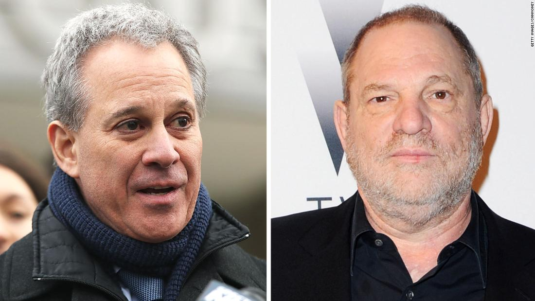image of Watch: Schneiderman rails against Weinstein