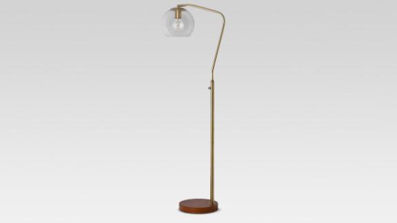 "<strong>Menlo Glass Globe Floor Lamp ($75.99; </strong><a href=""https://www.target.com/p/menlo-glass-globe-floor-lamp-project-62-153/-/A-52937601#lnk=sametab"" target=""_blank"" target=""_blank""><strong>target.com</strong></a><strong>) </strong>"