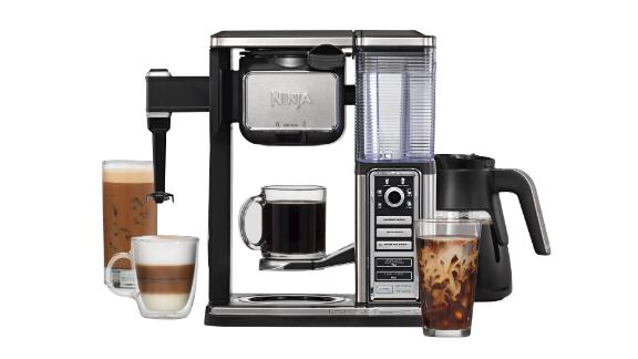 "<strong>Ninja Coffee Bar Glass Carafe System ($179.99; </strong><a href=""https://www.target.com/p/ninja-coffee-bar-174-glass-carafe-system-cf091/-/A-51141891#lnk=sametab"" target=""_blank"" target=""_blank""><strong>target.com</strong></a><strong>) </strong>"