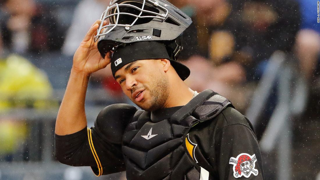 Pittsburgh Pirates catcher's kidnapped mother rescued