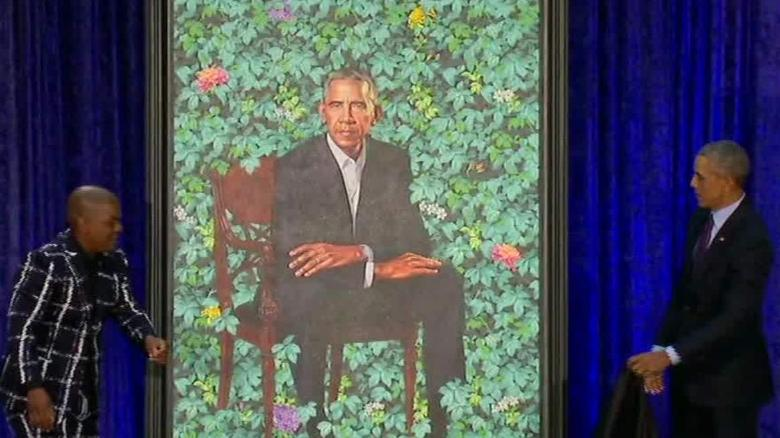 Image result for African-American portrait artist: Can't ignore Obamas' choice of artists like us