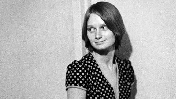 Mary Brunner appears in court on June 22, 1970.